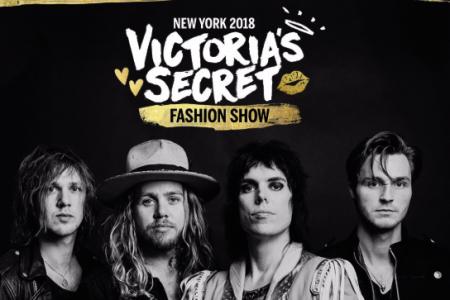 A banda The Struts é atração confirmada do Victoria´s Secret Fashion Show 2018