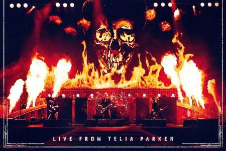 """Às vésperas do lançamento de seu novo DVD, a banda Volbeat divulga mais uma faixa. Ouça """"The Everlasting"""""""