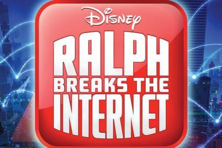 """Já está disponível a trilha sonora da animação """"Wi-fi Ralph: Quebrando A Internet"""". Ouça """"In My Place"""", com a cantora Julia Michaels"""