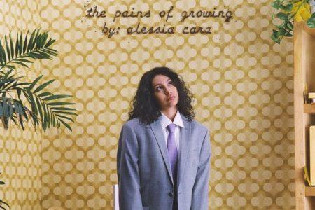 """Sensação do pop mundial, Alessia Cara lança hoje o segundo álbum da carreira. Confira """"The Pains Of Growing"""""""