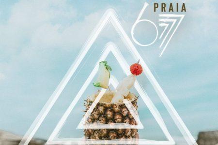"""Ouça o EP """"Praia 67"""", do grupo Atitude 67. Assista aos vídeos agora!"""