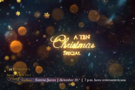 Após show esgotado no Madison Square Garden, Andrea Bocelli anuncia seu especial de Natal