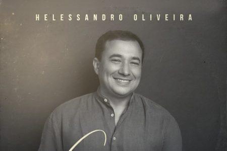 """O cantor Helessandro Oliveira lança o álbum """"Habitante do Céu"""""""