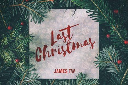 """O cantor britânico James TW lança sua versão para o clássico de Natal """"Last Christmas"""". Ouça!"""