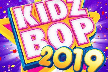O novo álbum homônimo do projeto Kidz Bop estreia em todas as plataformas digitais