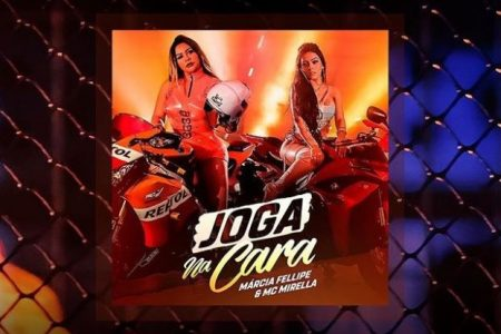 "Márcia Fellipe convida MC Mirella para o lançamento do single e videoclipe ""Joga na Cara"""