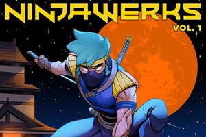 """O primeiro álbum gamer """"Ninjawerks – Vol. 1"""" chega às plataformas digitais, contando com criações de Tiësto, NOTD, Alesso e outros"""