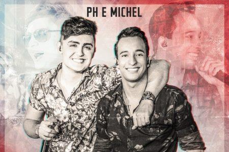 """Contando com a assinatura de DJ Virking, a dupla PH e Michel disponibiliza o remix e o lyric video de """"Disk Recaída – Remix DJ Virking"""""""