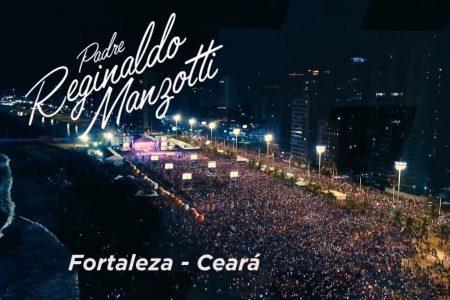"Padre Reginaldo Manzotti lança o videoclipe de ""#HojeTem"""