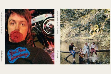 """Os primeiros dois discos solo de Paul McCartney, """"Wild Life"""" e """"Red Rose Speedway"""", ganham versão remasterizada"""