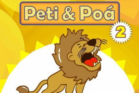 """Os gatinhos Peti & Poá disponibilizam o single e o clipe de """"Lazy Lion"""", em todas as plataformas digitais"""
