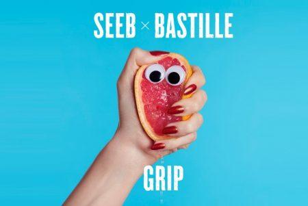 """Novo single do Seeb, com a participação da banda Bastille, já está disponível. Ouça """"Grip""""!"""