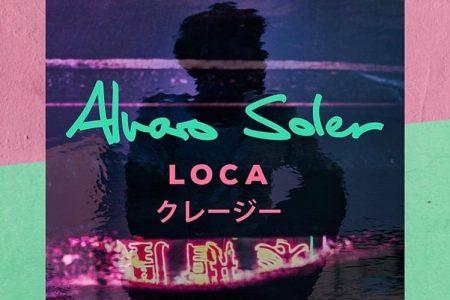 """O cantor e compositor espanhol Alvaro Soler estreia o single """"Loca"""""""