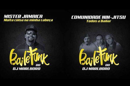 """O """"Baile do Marlboro"""", novo projeto do DJ Marlboro, segue a todo vapor."""