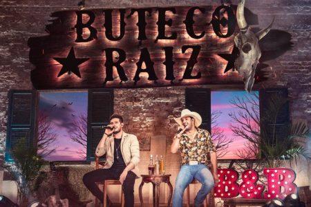 """Bruno & Barretto apresentam os vídeos de """"Modo Avião"""", """"Dou a Vida Por um Beijo"""" e """"Minha Estrela Perdida"""""""