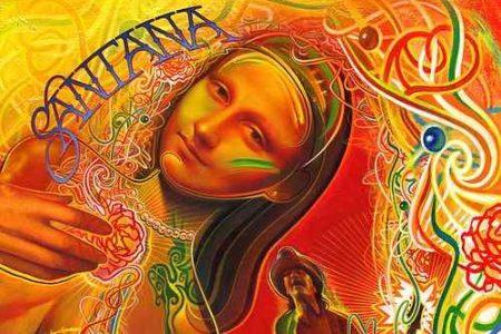 """Chega hoje às plataformas digitais o novo EP da banda do lendário Carlos Santana, """"In Search of Mona Lisa"""""""