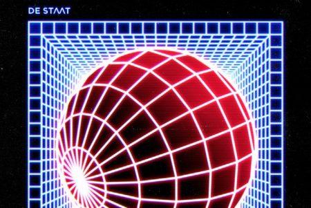 "A banda De Staat apresenta seu novo álbum de estúdio, ""Bubble Gum"""