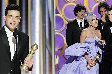 """""""Bohemian Rhapsody"""" é um dos grandes destaques no Globo De Ouro"""