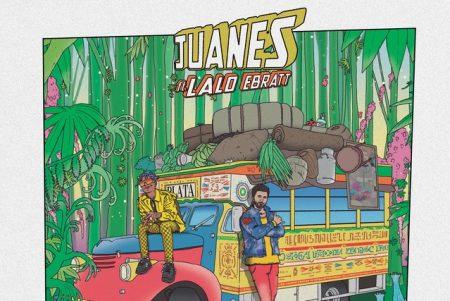 """O cantor colombiano Juanes convida Lalo Ebratt para o lançamento da música """"La Plata"""""""