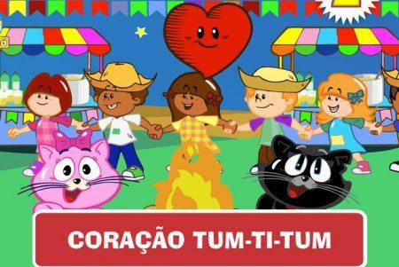 """Os charmosos gatinhos Peti & Poá estreiam a música e o videoclipe de """"Coração Tum-Ti-Tum"""""""