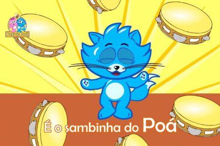"""Já em clima de carnaval, a dupla de gatinhos Peti & Poá apresenta a faixa e o vídeo de """"Sambinha do Poá"""""""