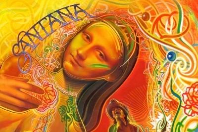"Já está disponível a pré-venda do novo EP do grupo do lendário músico Carlos Santana, ""In Search Of Mona Lisa"""