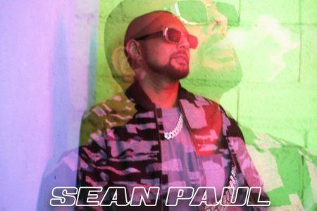 """Sean Paul conta com participação de Stefflon Don no lançamento da música """"Shot & Wine"""""""