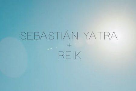 """Sebastián Yatra e Reik estão juntos no lançamento do novo single """"Un Año"""". Ouça agora!"""