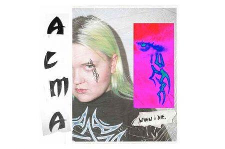 """A cantora ALMA apresenta novo single e vídeo, """"When I Die"""""""
