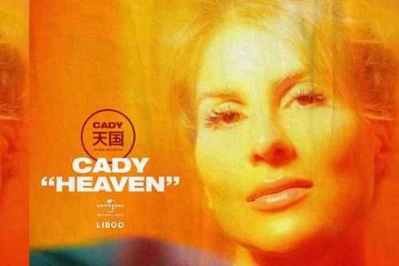 """A DJ Cady lança sua versão do clássico """"Heaven"""", sucesso do cantor Bryan Adams"""