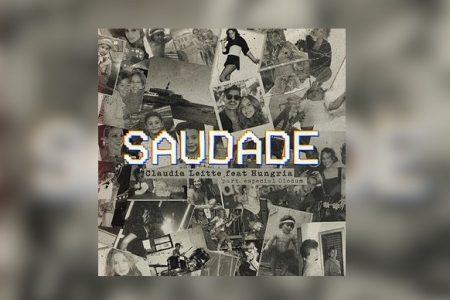 """Com grandes referências de ícones da música baiana e internacional, a estrela Claudia Leitte lança o videoclipe da música """"Saudade"""""""