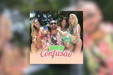 """Conheça MC Palito e DJ Batata, com a música e o videoclipe de """"Suco da Confusão"""", já em todas as plataformas digitais"""