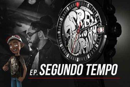 """Já está disponível """"Segundo Tempo"""", o novo EP do grupo Preto no Branco. Assista a versão ao vivo de """"Se Organize"""", com a participação do rapper Kivitz"""