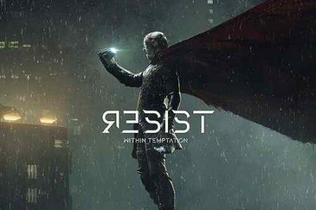 "Os holandeses do Within Temptation disponibilizam novo álbum ""Resist"""
