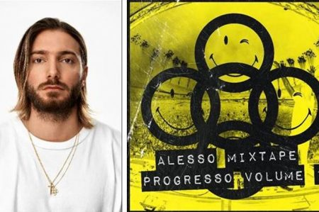 """ALESSO LANÇA SEUS NOVOS HITS COM A """"ALESSO MIXTAPE – PROGRESSO VOLUME 1"""""""