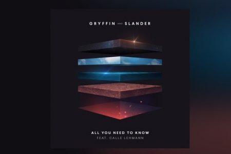 """O DJ GRYFFIN CONTA COM A PARTICIPAÇÃO DE SLANDER E CALLE LEHMANN NO LANÇAMENTO DA MÚSICA """"ALL YOU NEED TO KNOW"""""""