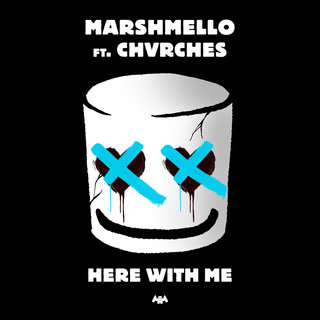 "SUPERSTAR INTERNACIONAL MARSHMELLO LANÇA NOVO SINGLE, ""HERE WITH ME"", COM A COLABORAÇÃO DE CHVRCHES"
