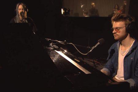 CONFIRA AS APRESENTAÇÕES DE BILLIE EILISH NO PIANO SESSIONS, DA BBC RADIO 1