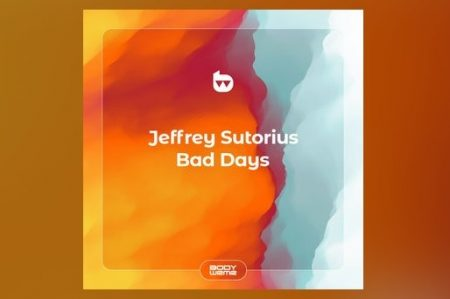 """O DJ HOLANDÊS JEFFREY SUTORIUS LANÇA O EP DE REMIXES DE SEU SINGLE """"BAD DAYS"""""""