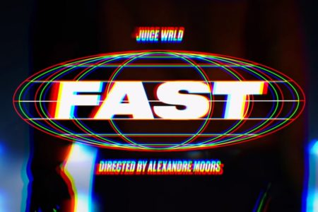 "O RAPPER JUICE WRLD LANÇA VIDEOCLIPE DA MÚSICA ""FAST"", PARTE DO REPERTÓRIO DO DISCO ""DEATH RACE FOR LOVE"""