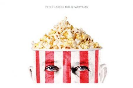 """PETER GABRIEL LANÇA O ÁLBUM """"RATED PG"""", UMA COMPILAÇÃO COM NOVAS VERSÕES DE SUAS MÚSICAS QUE FORAM PARTE DA TRILHA SONORA DE FILMES"""