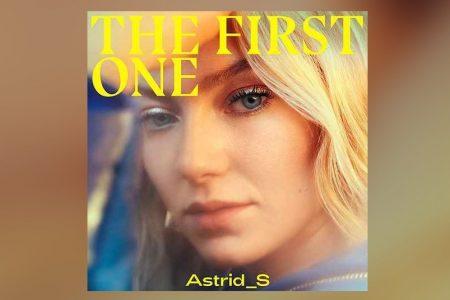 """OUÇA A FAIXA """"THE FIRST ONE"""", DA CANTORA ASTRID S"""