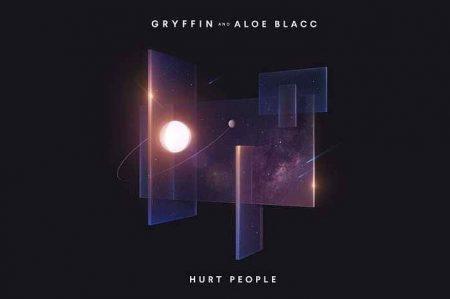 """GRYFFIN CONVIDA ALLOE BLACC PARA O LANÇAMENTO DE SEU NOVO SINGLE, """"HURT PEOPLE"""""""