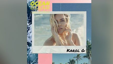 """OUÇA AGORA """"OCEAN"""", SEGUNDO ALBUM DE ESTÚDIO DA CARREIRA DA COLOMBIANA KAROL G"""