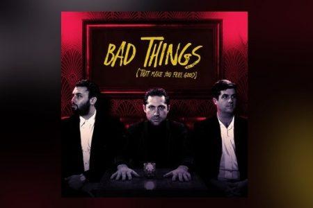 "A BANDA MINI MANSIONS LANÇA A FAIXA ""BAD THINGS (THAT MAKE YOU FEEL GOOD)"""
