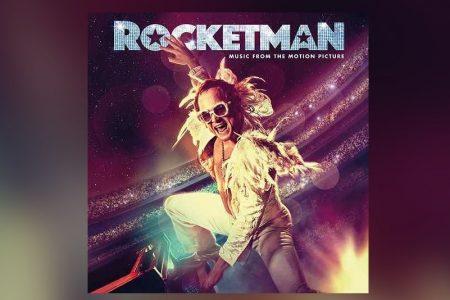 """ROCKETMAN: MUSIC FROM THE MOTION PICTURE"" ESTÁ DISPONÍVEL HOJE"