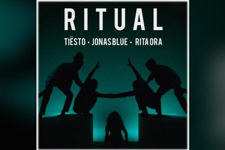"""TIËSTO SE JUNTA A JONAS BLUE E RITA ORA EM NOVO SINGLE, """"RITUAL"""""""