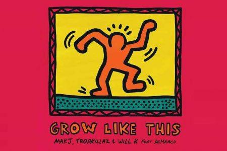 """GROW LIKE THIS"""" É A NOVA MÚSICA DO TROPKILLAZ, COM A COLABORAÇÃO DE DEMARCO"""