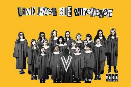 """NOVO EP DO $UICIDEBOY$, """"LIVE FAST DIE WHENEVER"""", CHEGA ÀS PLATAFORMAS DIGITAIS"""