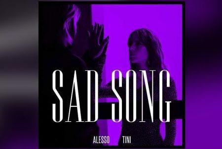 """ALESSO ASSINA AS VERSÕES REMIX DE """"SAD SONG"""", SUA PARCERIA COM A ESTRELA TINI"""